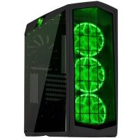 Silverstone PM01C-RGB Primera Matte Black ATX Case Window No PSU