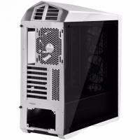 Silverstone PM01W-RGB Primera White ATX Case Window No PSU