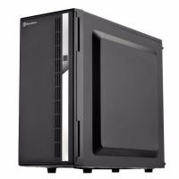 SilverStone CS380B Case Storage Series ATX Case Black  No PSU