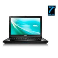 "MSI CX62 7QL 203AU i7 7500 8GB 1TB 940MX 15.6"" NO OS Gaming Notebook"