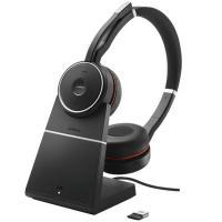 Jabra Evolve 75 Charging Stand Link 370 MS