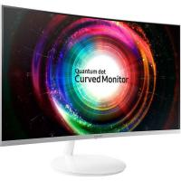 "Samsung 32"" CURVE(16:9) Q HD Q/DOT 2560x1440 4MS D/PORT HDMI sRGB-125 3YR"