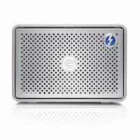 "G-Tech 12TB RAID 2-Bay Storage Solution with Enterprise Class 7200RPM 2x Thunderboltâ""¢ 3/1x USB-C/H"