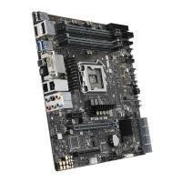 Asus P10S-M WS LGA1151 mATX Workstation Motherboard