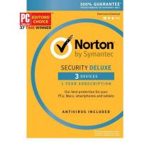 Norton Security Deluxe OEM 1 Year 3 Devices