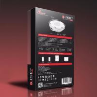 8Ware 6 Port Desktop USB Charging Station