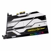 Creative Sound BlasterX AE-5 Hi-Res PCIe Gaming Sound Card