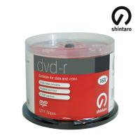 Shintaro DVD-R 4.7GB 16X 50 Spindle inkjet printable