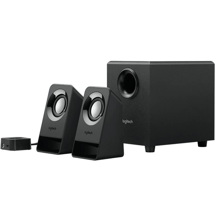 Logitech Z213 Multimedia Speaker Black