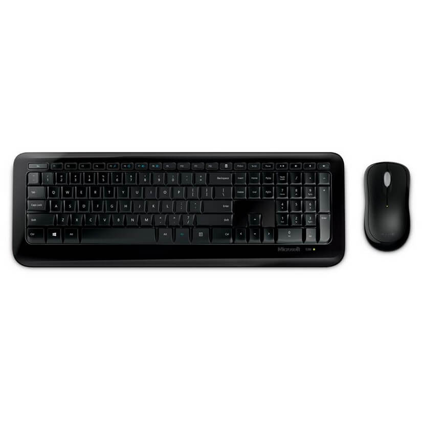 Microsoft Wireless Desktop Keyboard and Mouse 850