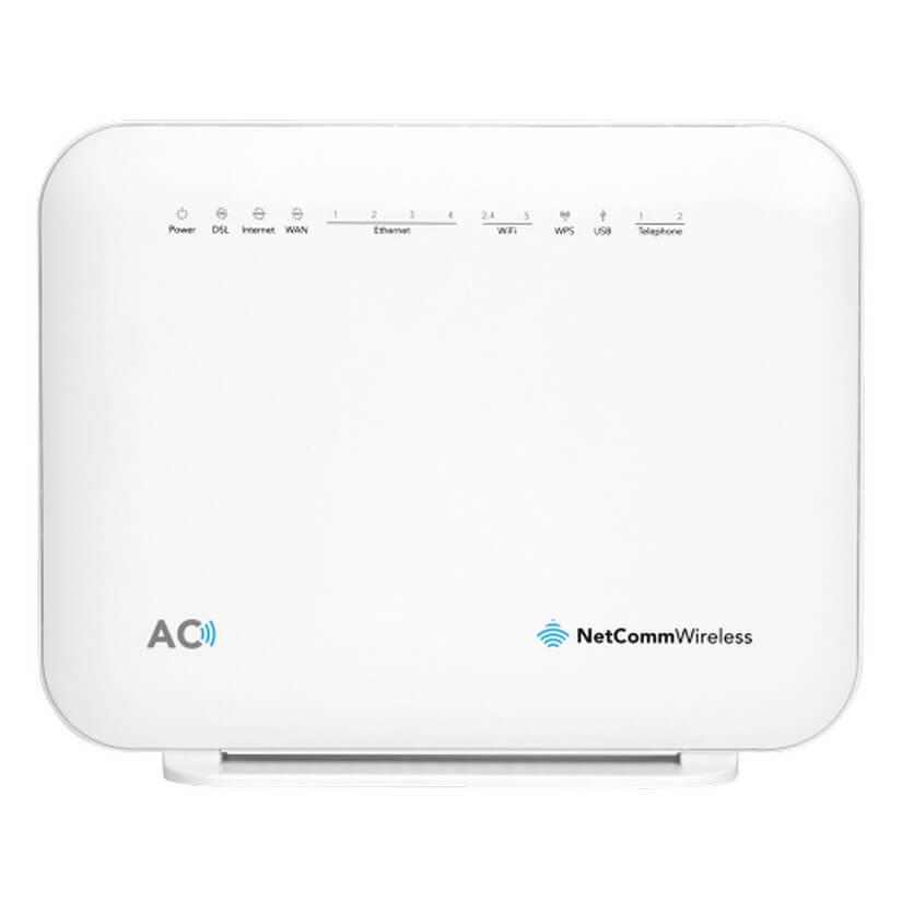 Netcomm NF18ACV AC1600 Gateway VDSL/ADSL Voice