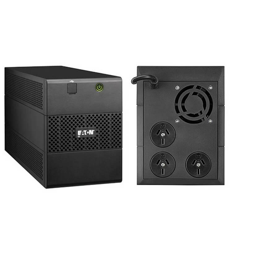 Eaton 5E UPS 1100VA/660W 3 x ANZ Outlets