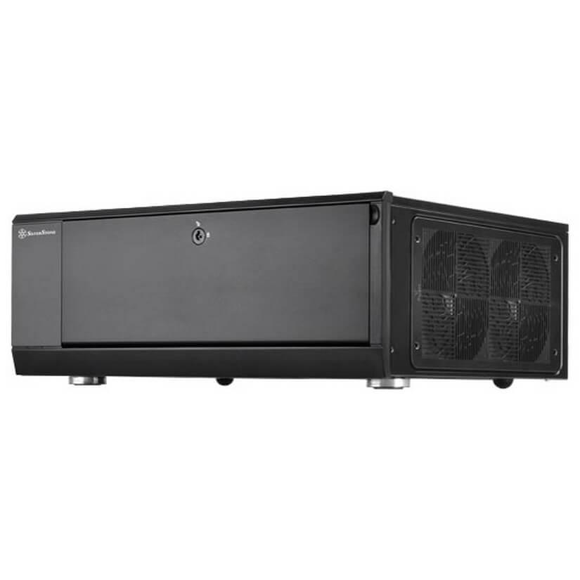 SilverStone GD10B ATX/MicroATX HTPC Case