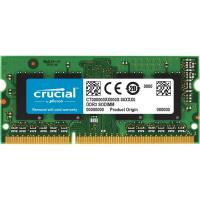 Crucial 8G 1600MHz DDR3 SODIMM 1.35V