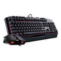 CM Storm Devastator II Gaming Keyboard & Mouse Red LED