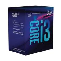 Intel Core i3 8100 Quad Core LGA 1151 3.6 GHz CPU Processor