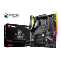 MSI Z370 Gaming Pro Carbon LGA 1151 ATX Motherboard