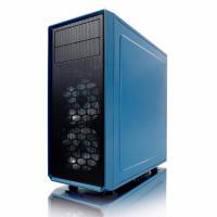 Fractal Design Focus G Window Mid Tower Case Petrol Blue