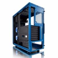 Fractal Design Focus G Window Mid Tower Case Petrol Blue