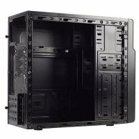 SilverStone Precision PS08 Micro ATX Black Case