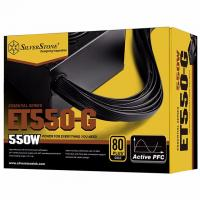 Silverstone ET550-G 550W 80Plus Gold Essential Power Supply
