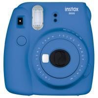 Fujifilm Instax Mini 9 Cob Blue Instant Film Camera