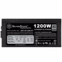 SilverStone 1200w Strider Cable Management PSU [80 Plus Platinum]