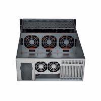 TGC Rack Mountable Server Chassis Case 4U 650mm Depth W ATX PSU Window