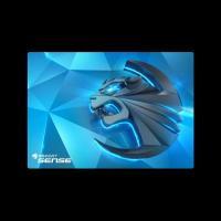 Roccat Sense Chrome Blue 2mm Mouse Pad
