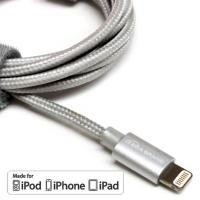 Apple Lightning to USB 3m Braided Cable
