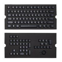 Corsair Gaming PBT Double-Shot Keycaps Full 104/105 Keyset - Black