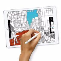 Apple MPHJ2X/A 10.5-inch iPad Pro Wi-Fi + Cellular 256GB Gold