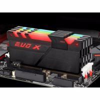 GeIL 32GB Kit (2x16GB) DDR4 EVO X RGB LED Dual Channel C16 3000MHz