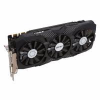MSI GeForce GTX 1070 Ti Duke 8GB Graphics Card