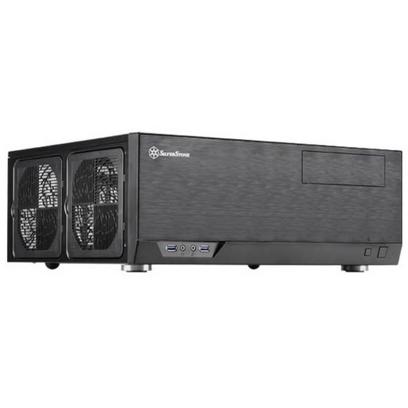 SilverStone GD09 USB3.0 Black Grandia HTPC Case