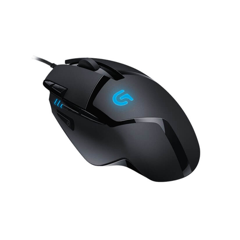 20b6f4fc7be Logitech G402 Hyperion Fury FPS Gaming Mouse - Umart.com.au
