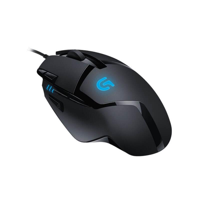 logitech g402  Logitech G402 Hyperion Fury FPS Gaming Mouse - Umart.
