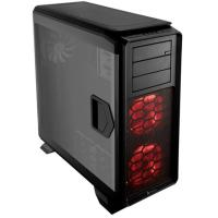 Corsair Graphite 760T Black Full Tower Case, features an industry-first fully windowed side pan