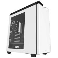 NZXT H440(2015) Mid Tower Case - White/Black