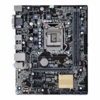 Asus H110M-K mATX 2XDDR4 1 X PCI-E 3.0 X16 X 4 SOCKET 3 WITH M KEY 4 X SATA 5 XUSB3.0 4 X US