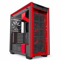 NZXT H700i Matte Black/Red Smart Case