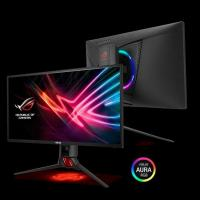 "ASUS ROG STRIX XG258Q 24.5"" Gaming 1ms 240Hz Eyecare Free-Sync HAS GamePlus DP HDMI USB3.0 Game Vis"
