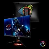 "ASUS ROG SWIFT PG27VQ 27"" 2K Curved Gaming 1ms 165Hz Eyecare G-Sync HAS SPK GamePlus DP HDMI USB3.0"