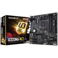 Gigabyte GA-A320MA-M.2 4 x DDR4 4 x SATA 6Gb/s 3 x USD 3.1 1 x RJ-45 3 x AJ Micro-ATX
