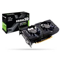Inno3D GeForce GTX 1050 Ti Twin X2 4GB GDDR5 DVI DP HDMI