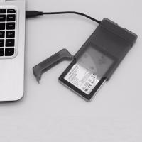 "Vantec 2.5"" SSD/HDD Protective Case SATA 6GB/s to USB 3.0 Toolless Plastic"
