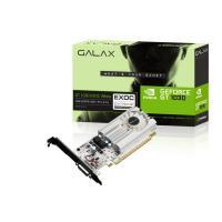 Galax GeForce GT 1030 EXOC White, 2GB GDDR5, 64-bit, HDMI 2.0b/DVI-D