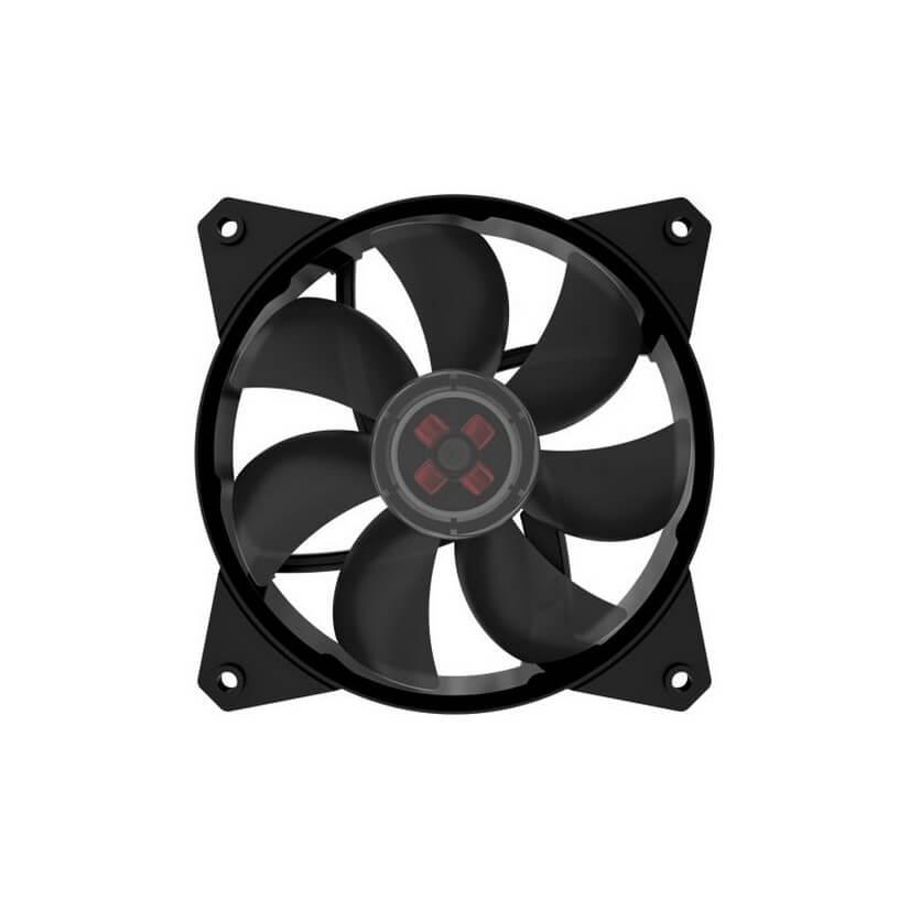 Cooler Master MasterFan Lite MF120L 120mm Non-LED Fan
