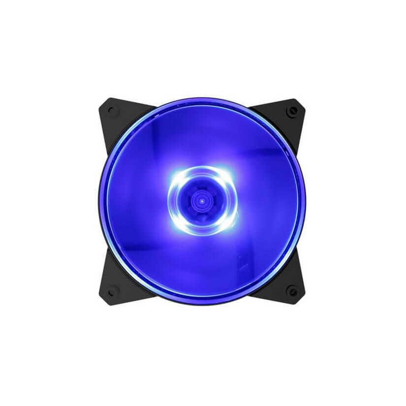 Cooler Master MasterFan Lite MF120L 120mm Blue LED Fan