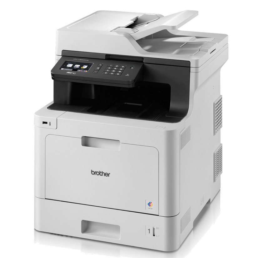 Brother MFC-L8690CDW Wireless High Speed Colour Laser Multi-Function Centre with 2-Sided